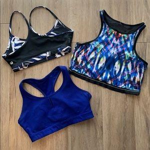 💋 Fabletics sports bra bundle